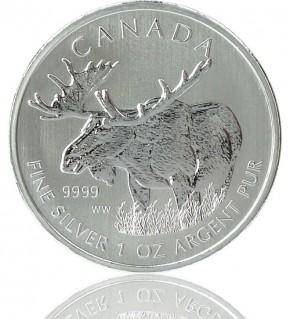 Wildlife Kanada Elch 1 oz 2012