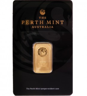 Perth Mint Gold-Barren 10 g