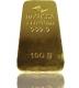 Gold-Barren 100 g (LBMA-zertifiziert)