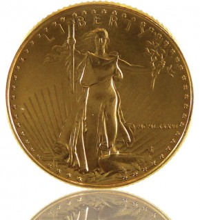American Eagle 1/10 oz div. Jg.