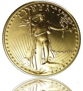 American Eagle 1/2 oz div. Jg.