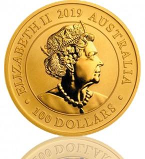 Schwan Australien Gold 1 oz 2019 Perth Mint