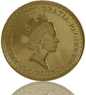 Britannia Goldmünze 1 oz 2017