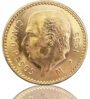 Centenario 5 Pesos