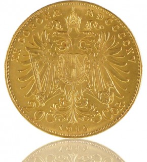 20 Kronen / Corona