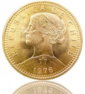 Chile 20 Pesos 1926-1980