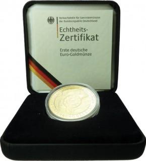 Goldeuro 1 oz 2002 Währungsunion F