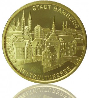 Goldeuro 1/2 oz 2004 Bamberg