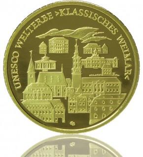 Goldeuro 1/2 oz 2006 Weimar
