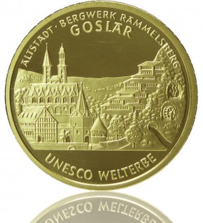 Goldeuro 1/2 oz 2008 Goslar