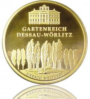 Goldeuro 1/2 oz 2013 A - Dessau-Wörlitz
