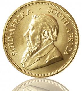 Krügerrand 1/10 oz Gold 2019