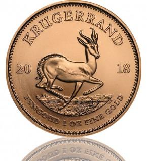 Krügerrand 1 oz Gold 2018