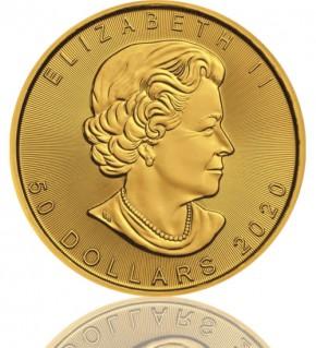 Maple Leaf Gold 1 oz 2020
