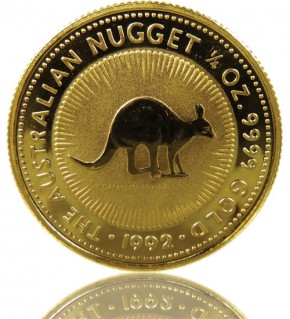 Nugget/Känguru 1/4 oz div. Jg.