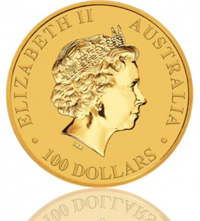 Gold Kangaroo 1 oz 2018