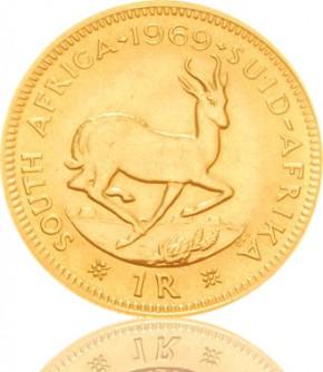 Südafrika 1 Rand