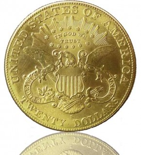 20 US-Dollar Liberty-Head & Double Eagle