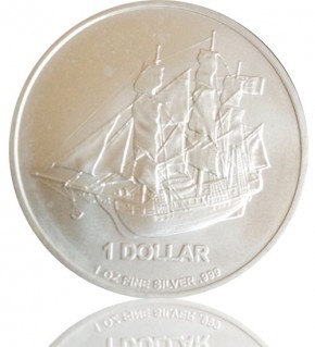 Cook Islands 1 oz 2014