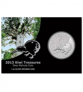 Kiwi 1 oz 2013 Blister