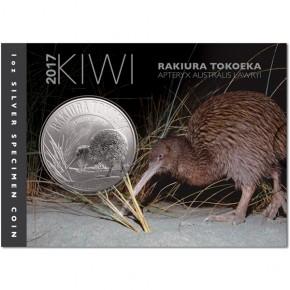 Kiwi 1 oz 2017 Blister
