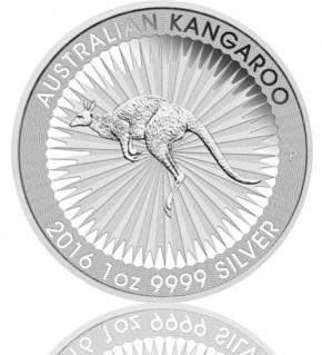 Känguru 1 oz 2016 Perth Mint