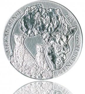 Ruanda African Ounce Gepard 2013
