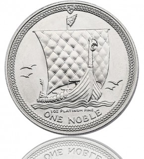 Isle Of Man - Noble 1 oz div. Jg.