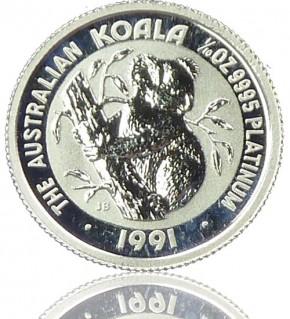 Koala 1/10 oz div. Jg.
