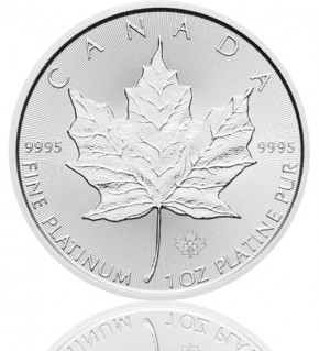 Maple Leaf 1 oz div. Jg.