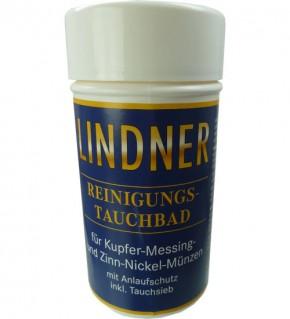 Lindner Reinigungs-Tauchbad für Kupfer-Messing und Zinn-Nickelmünzen