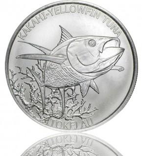 Tokelau Kakahi-Yellofin Thunfisch 1 oz 2014