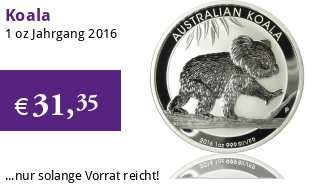 Koala 1 oz 2016
