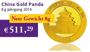 China Panda 8 g 2016