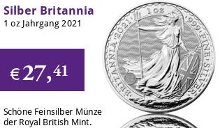 Britannia 1 oz 2021