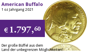 American Buffalo 1 oz 2021