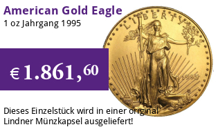 American Gold Eagle 1 oz 1995